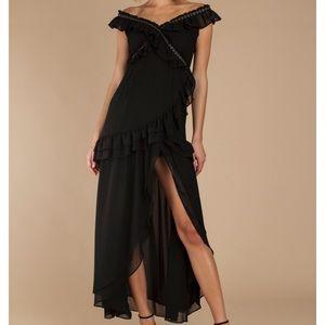 BRAND NEW BLACK DRESS - TOBI